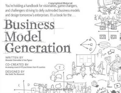 Buch: Business Model Generation
